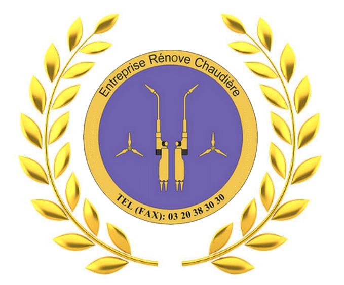 Logo avec lauriets 1